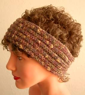 Ear Warmer Knitting Pattern