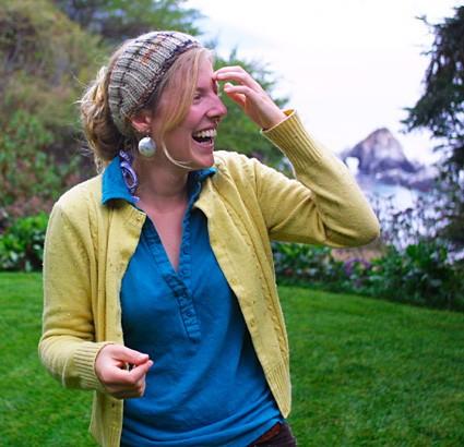 Easy Ear Warmer Headband Knitting Pattern
