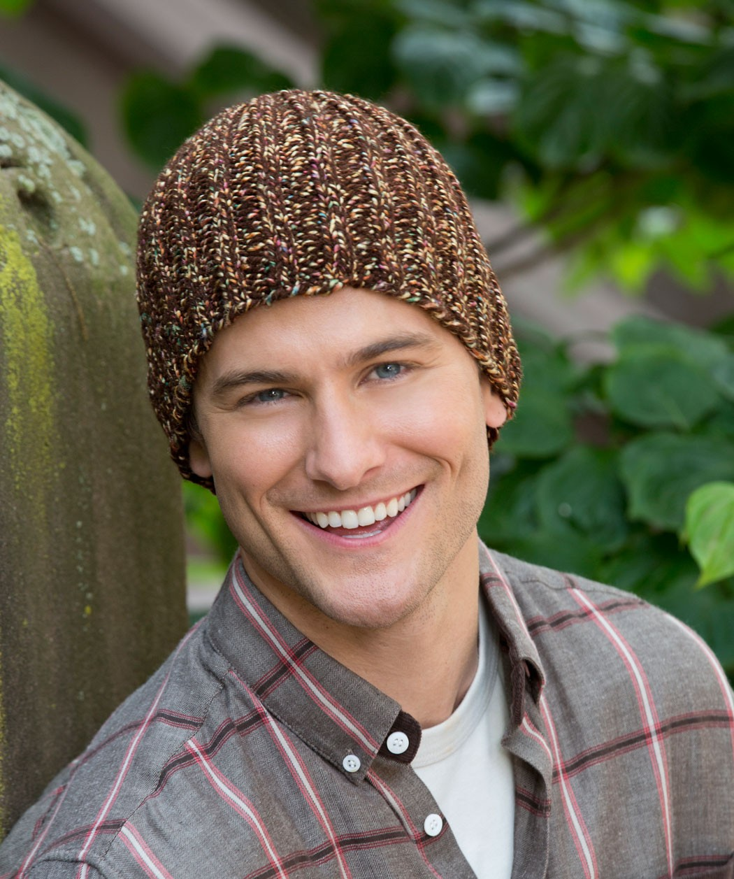 Images of Easy Men's Hat Knitting Pattern