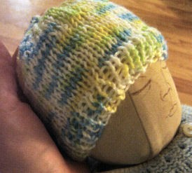Easy Preemie Knitting Hat Pattern