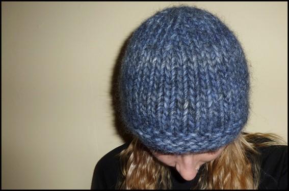 Free Chunky Knitting Hat Pattern