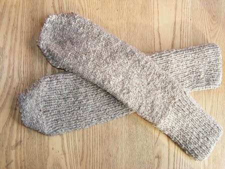 Knitting Sock Pattern