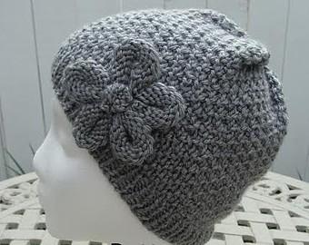 Loom Knitting Hat Pattern For Women