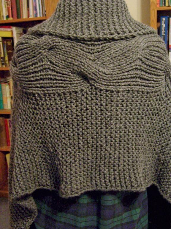 Prayer Shawl Knitting Pattern