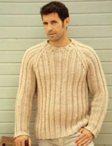 Sweater Knitting Pattern For Men's