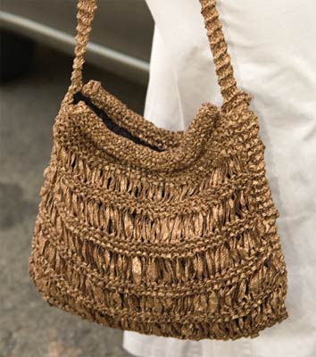 Braque Purse Knitting Pattern Instruction