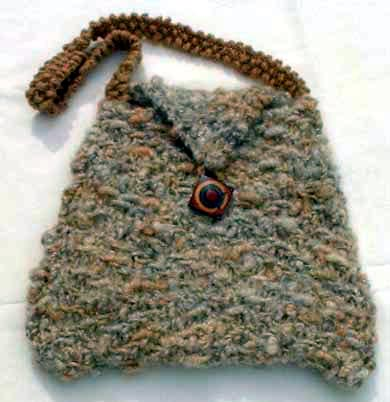 Densely Purse Knitting Pattern
