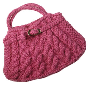 Knitted Purse Patterns Tutorial