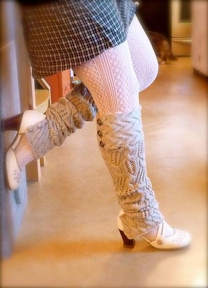 Leg Warmer Knitting Patterns