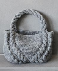 Purse Knitted Pattern