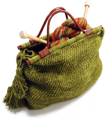 Image of Purse Knitting Pattern