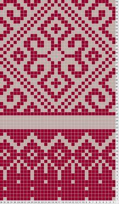 Fair Isle Knitting Pattern Idea