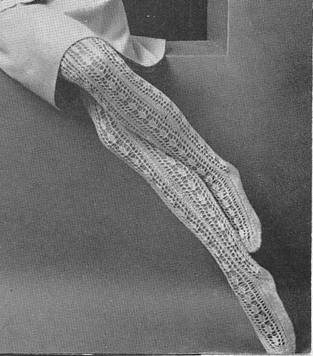 Knitted Leggings Pattern