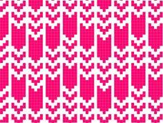 Photo of Fair Isle Knitting Pattern