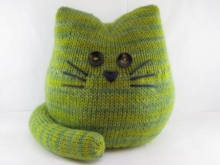 Amigurumi Softie Cat Knitting Pattern