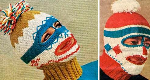 Balaclava Mask Knitting Patterns
