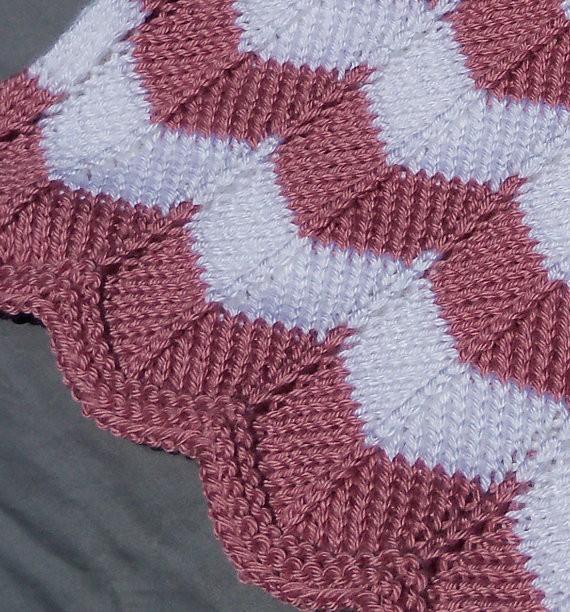 Chevron Blanket Quilt Pattern