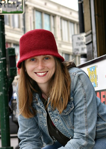 Pictures of Felted Bucket Hat Knitting Pattern