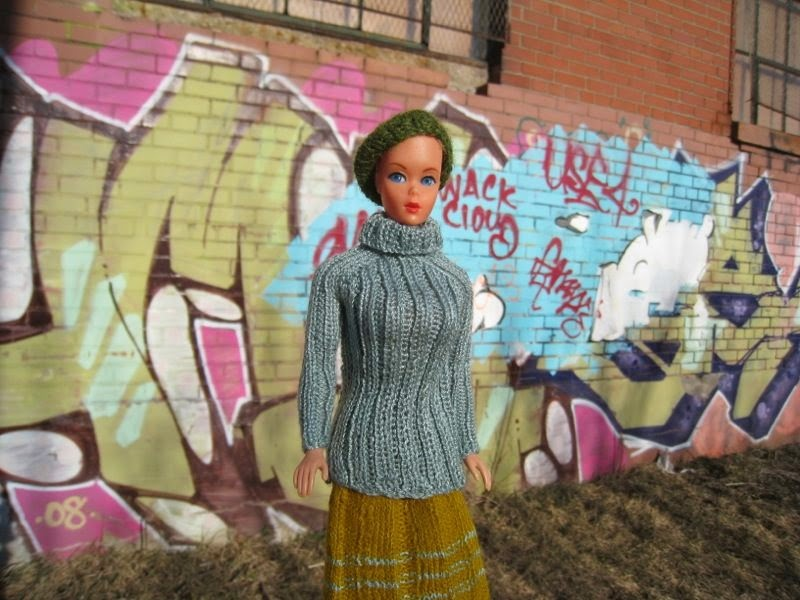 Free Barbie Doll Turtleneck Pattern