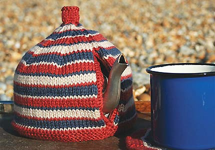 Free Tea Cozy Knitting Pattern