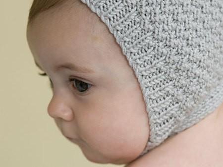 Free Vintage Baby Bonnet Knitting Pattern