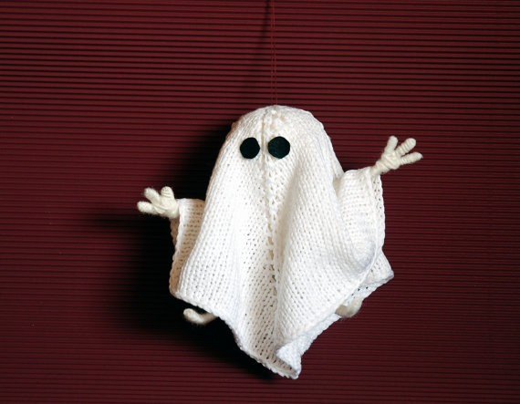Halloween Ghost Knitting Patterns