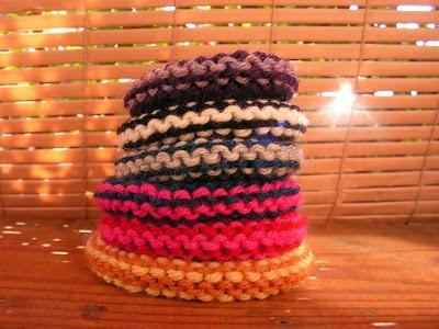 Knit Bracelet Pattern