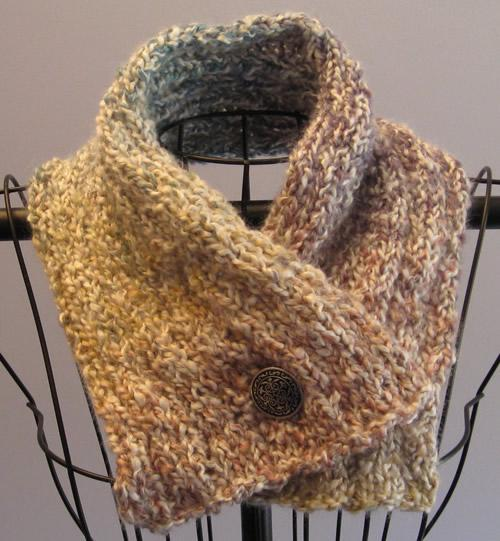 Knit Neck Warmer Patterns