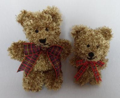 Small Teddy Bear Knitting Pattern