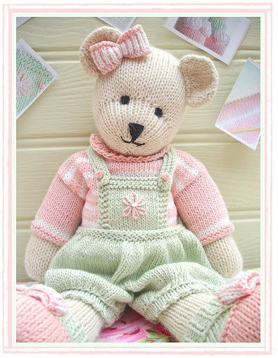 Teddy Bear Knit Patterns