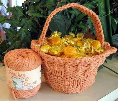 Basket Knitted Patterns