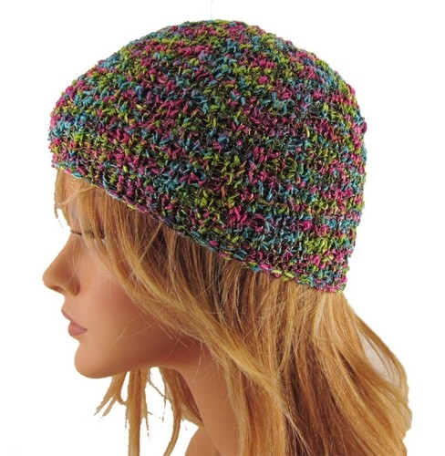Free Knitted Skull Cap Pattern