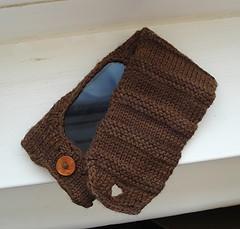 Knit iPhone Case Patterns