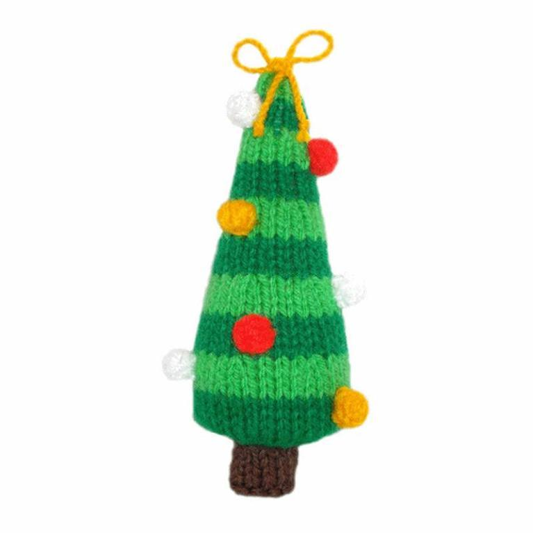 Knitted Christmas Tree Pattern