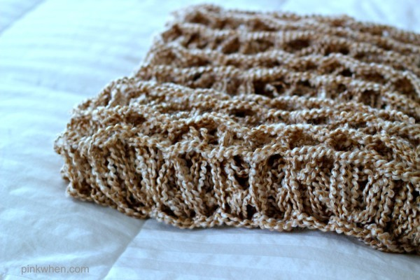 DIY Arm Knitting Blanket Patterns