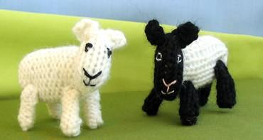Free Sheep Knit Patterns