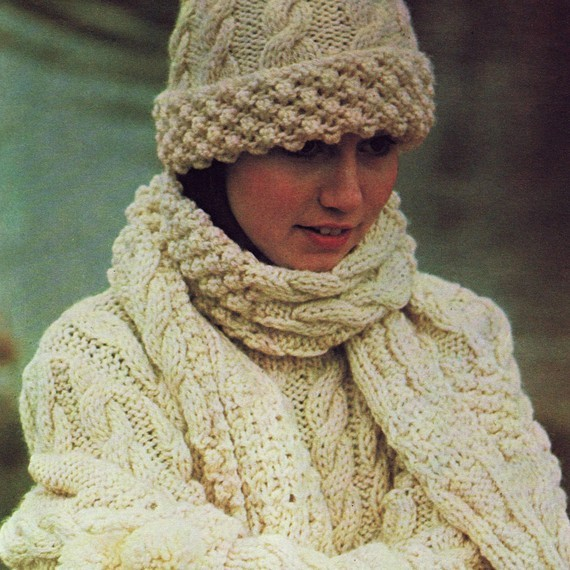 Vintage Knitting Patterns Tutorial