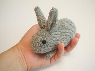 Free Bunny Rabbit Pattern