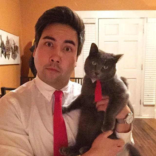 matching-ties