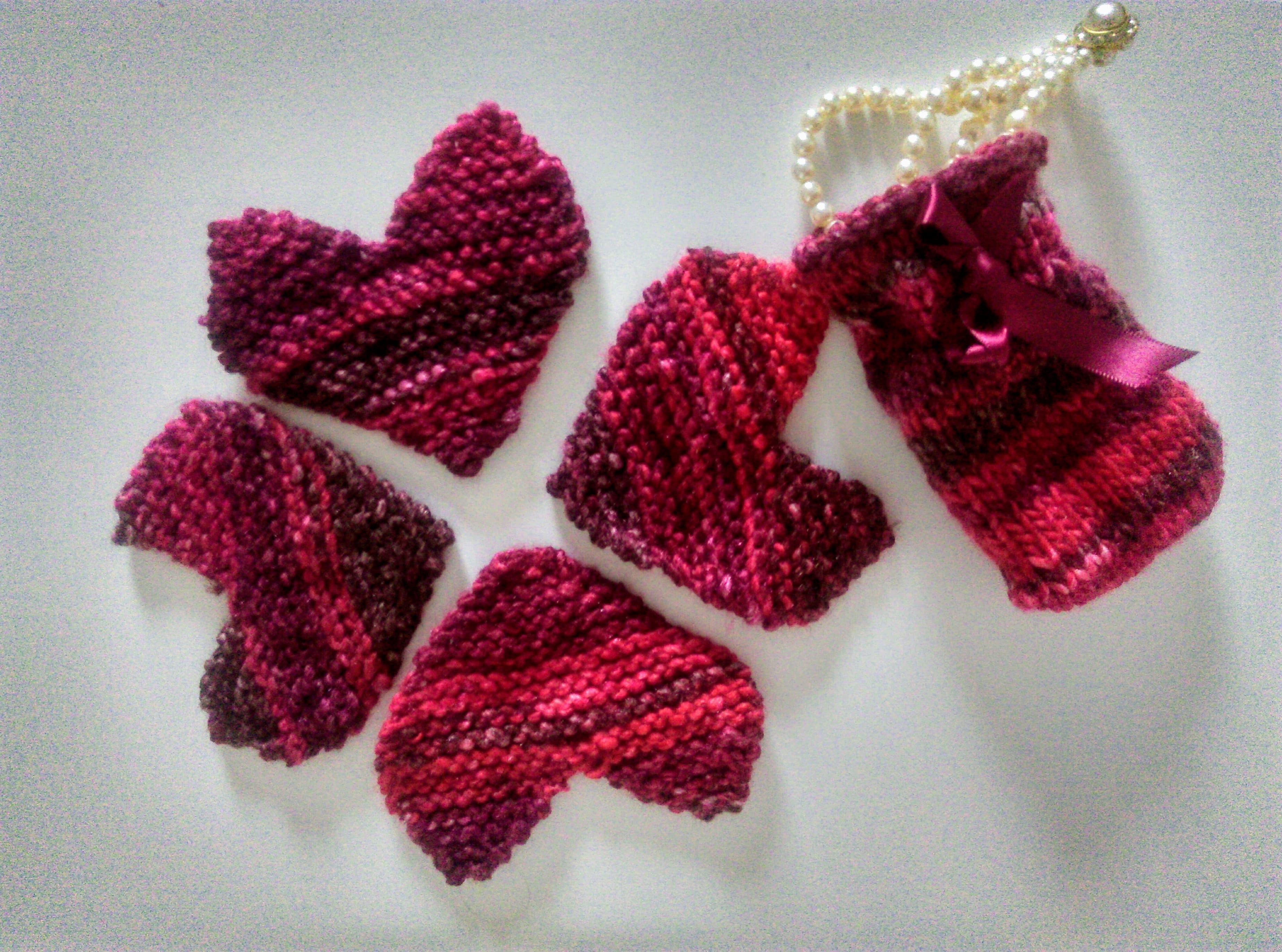 knitting-heart-shaped-coasters