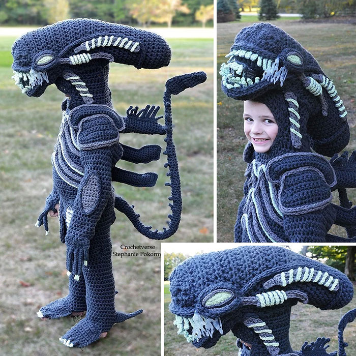 crochet-full-body-halloween-costumes-stephanie-pokorny-alien